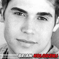 Brian Kolodziej  Acteur