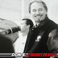 Don E. FauntLeRoy