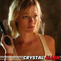 Crystal Allen  Acteur