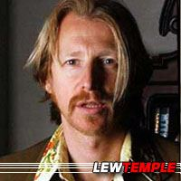 Lew Temple  Acteur, Doubleur (voix)