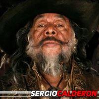 Sergio Calderon