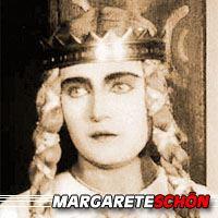 Margarete Schön  Actrice