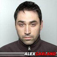 Alex Garland