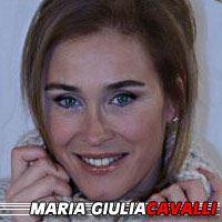 Maria Giulia Cavalli