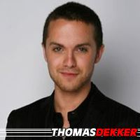Thomas Dekker  Acteur