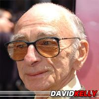 David Kelly  Acteur, Doubleur (voix)