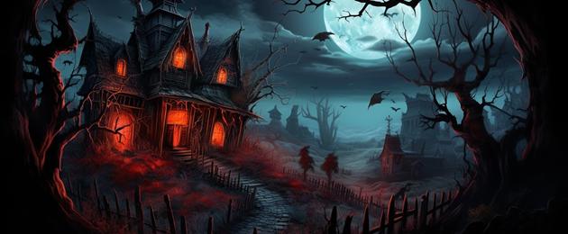 Maisons hantées
