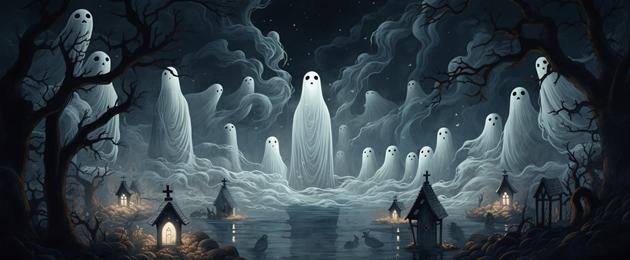 Fantômes et créatures occultes