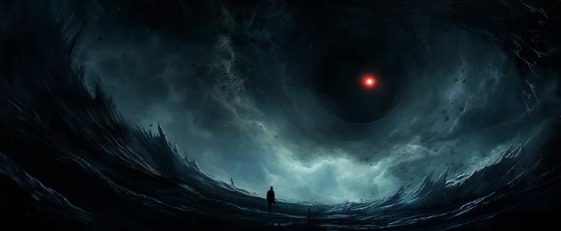 Wormhole Trou noir / Trou de ver