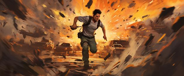 Guerre , Aventures, Combat Action